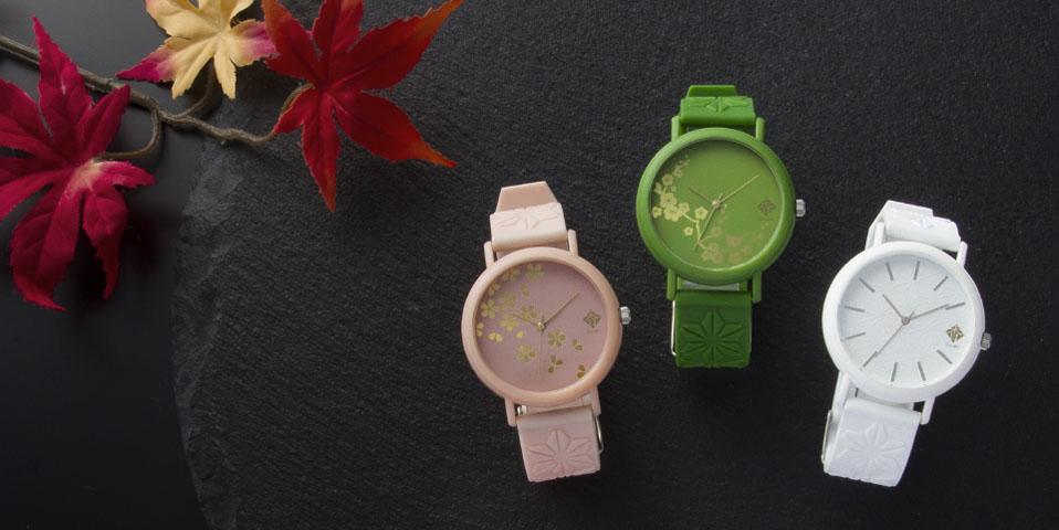 香る腕時計新登場
